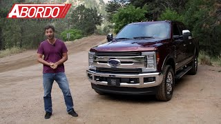 Download Ford F-Series Super Duty 2017 – Prueba A Bordo [Full] Video