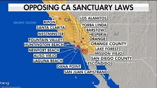 Download Another California City Joins Trump Admin in Opposing State's Sanctuary Law Video