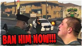 Download Sweet Revenge on ANGRY Cop (Got Banned) GTA RP Video
