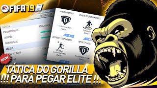 Download ″NOVO TUTORIAL″ DICAS DO HUGE GORILLA VÃO TE FAZER ELITE NO FIFA 19 FUT CHAMPIONS Video