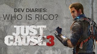 Download Just Cause 3 Dev Diary: Who is Rico Video