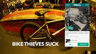 Download BIKE THIEF CAUGHT! Video