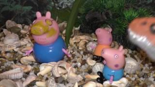 Download Мультфильм про динозавров. Свинка Пеппа все серии подряд Video