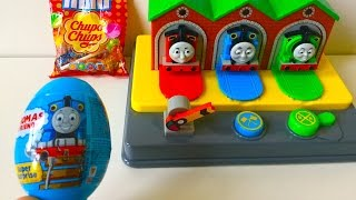 Download Thomas and Friends Pop Up Surprise Egg and Chupa Chups Video