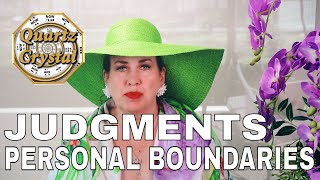 Download JUDGMENTS AND PERSONAL BOUNDARIES ... THE MATRIX GAME of LIFE Video