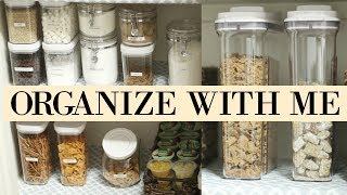 Download PANTRY ORGANIZATION (INSANE Before & After)   HOW TO ORGANIZE YOUR PANTRY   Tara Henderson Video