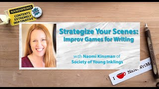 Download Webcast: Strategize Your Scenes with the Society of Young Inklings Video