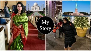 Download My Story - Journey From India To USA | Simple Living Wise Thinking Video