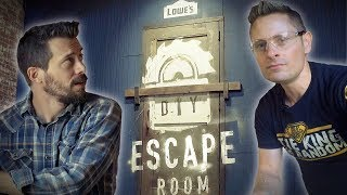 Download DIY Escape Room: Can They Build Their Way Out? Video