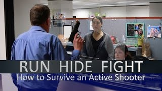 Download How to Survive an Active Shooter Video