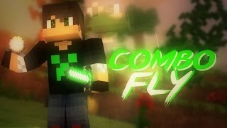 Download PvP Montage - NEVER GIVE UP (Combo Fly MINECRAFT) Video