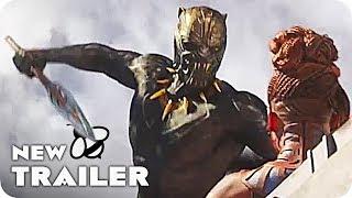 Download Marvels Black Panther International Trailer 2 (2018) Video
