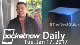 Download Samsung Galaxy S8 event dates, Android Wear 2.0 date & more - Pocketnow Daily Video