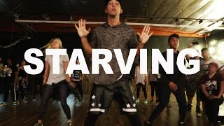 Download ″STARVING″ - Hailee Steinfeld ft Zedd Dance | @MattSteffanina Choreography Video