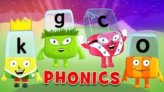 Download Learn to Read | Phonics for Kids | Letter Sounds - O, G, K, C Video