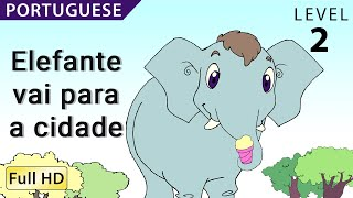 Download Elefante vai para a cidade : Learn Portuguese with subtitles- Story for Children ″BookBox″ Video