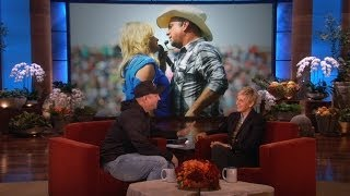 Download Garth Brooks on His Relationship with Trisha Yearwood Video
