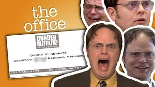 Download Dwight Schrute: Assistant (To The) Regional Manager - The Office US Video