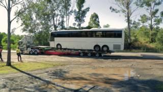 Download Membrey's Transport and Crane Hire Tilt Slide   Drake Trailers Video