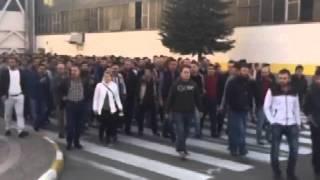 Download Renault'ta eylem: İşçiler 'Türk Metal'i Sildik Geri Dönmeyeceğiz' Video
