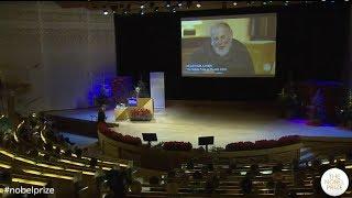 Download Arthur Ashkin: Nobel Lecture in Physics 2018 Video
