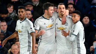 Download Crystal Palace vs Manchester United 1-2 | POGBA & ZLATAN GOALS WIN IT! Video