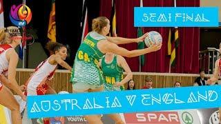 Download SEMI-FINAL   Australia v England   #NWYC2017 Video