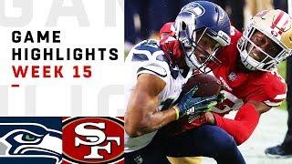 Download Seahawks vs. 49ers Week 15 Highlights | NFL 2018 Video