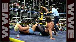 Download Halloween Havoc 1989: Ric Flair & Sting vs. The Great Muta & Terry Funk Video