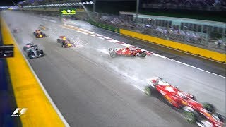 Download 2017 Singapore Grand Prix: Race Highlights Video