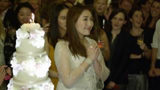 Download Sabrina Ho - Birthday Party in London Video