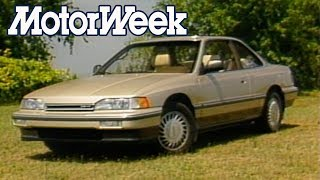 Download 1987 Acura Legend Coupe   Retro Review Video