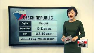 Download Korea-Czech Republic relations, marking 25th anniversary of diplomatic ties 한- Video