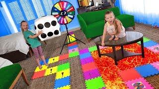 Download Giant Game Board Challenge! Winner Gets Cash! Video