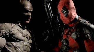 Download BATMAN vs DEADPOOL - Super Power Beat Down (Episode 8) Video