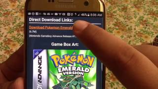 Download Play Any Gameboy Advance Game on Android (GBA Emulator) Video