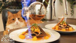 Download White Fish with Orange Sauce Video