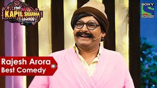 Download Rajesh Arora Best Comedy | The Kapil Sharma Show | Indian Comedy Video