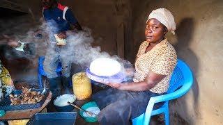 Download Village Food in East Africa - FREE-RANGE KFC (Kenya FRIED CHICKEN) Kenyan Food in Machakos! Video