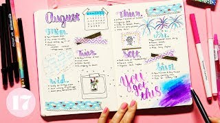 Download Quick Tips For Pretty Pages In Your Bullet Journal | Plan With Me Video