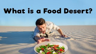 Download What is A Food Desert? Video