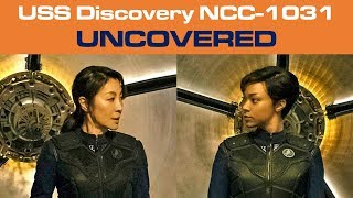 Download Star Trek: DISCOVERY - USS Discovery NCC-1031 Starship REVEALED? Video