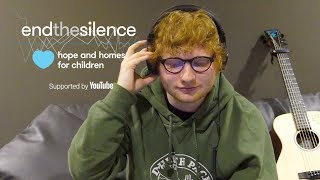 Download Ed Sheeran - End The Silence Music Memory Video