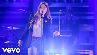 Download Maggie Rogers - Alaska (Live on The Tonight Show Starring Jimmy Fallon) Video
