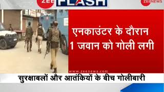 Download J&K's Batamaloo encounter: One cop dead, internet service suspended in the valley Video