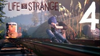 Download Life Is Strange Walkthrough Gameplay Part 4 - Railroad Tracks (PS4) Video