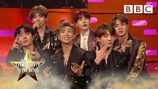 Download BTS meet Graham!! - BBC Video