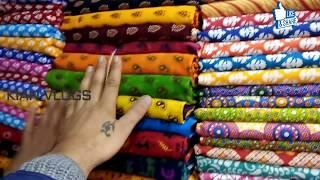 Download सबसे सस्ते PURE COTTON सूटों का वादा ! Cheapest Cotton Suits wholesale Market Video