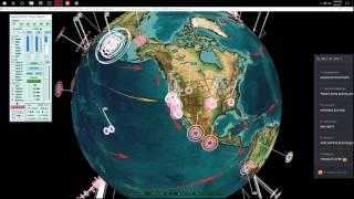 Download 6/02/2017 - Large M6.9 earthquake strikes Alaska Aleutian Islands (North Pacific) Video