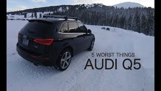 Download 5 Worst Things about the Audi Q5 Video